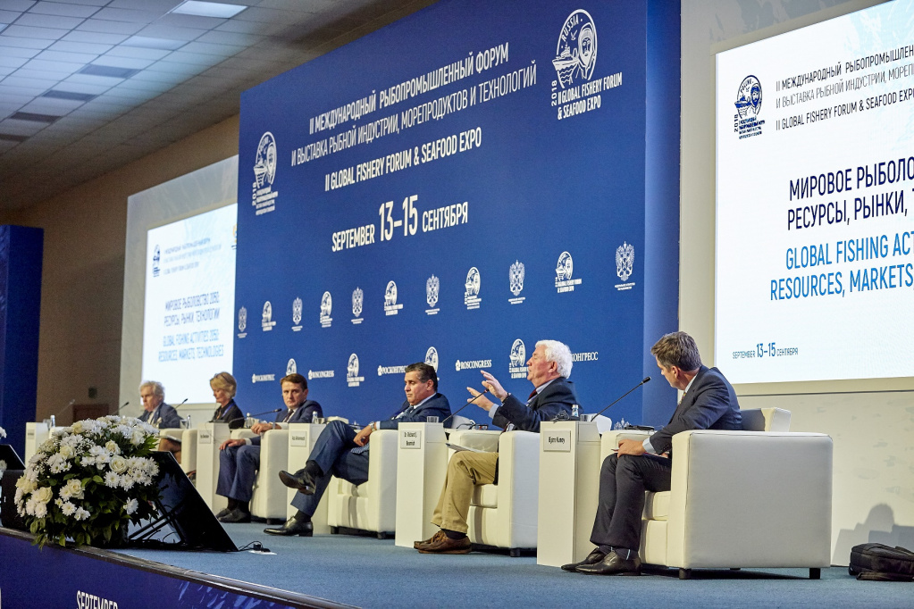 Global Fishery Forum to determine how to boost  the value of Russia's fish business