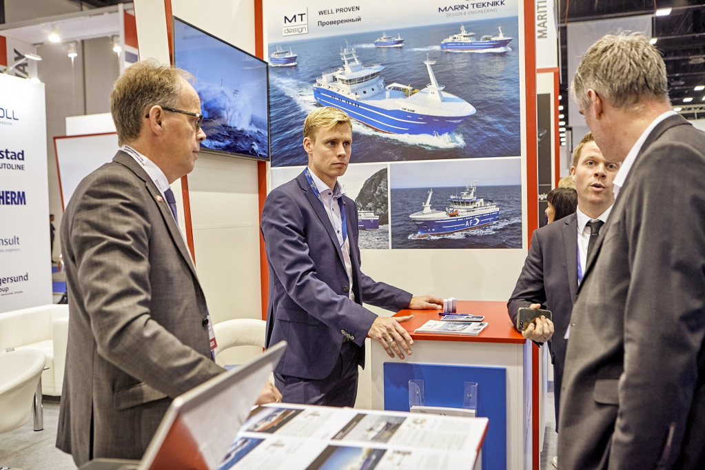 Top Refrigerated Carriers Will Take Part in Seafood Expo Russia 2019