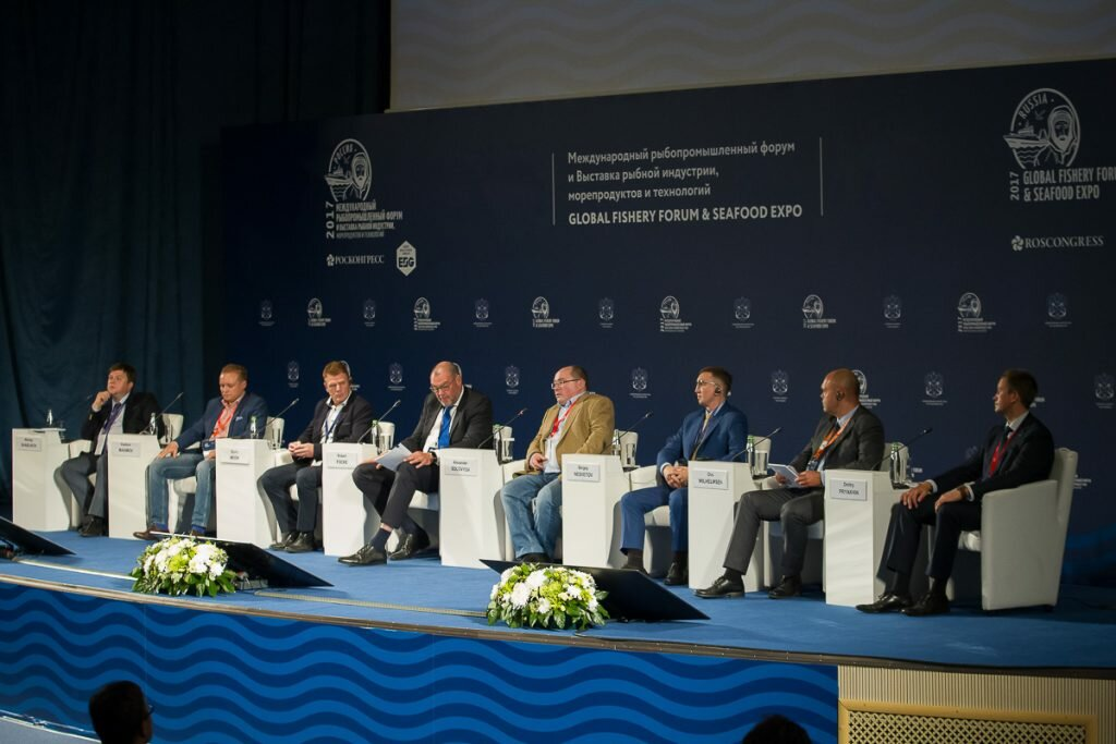 Fishery experts from all over the world will assemble at the Global Fishery Forum