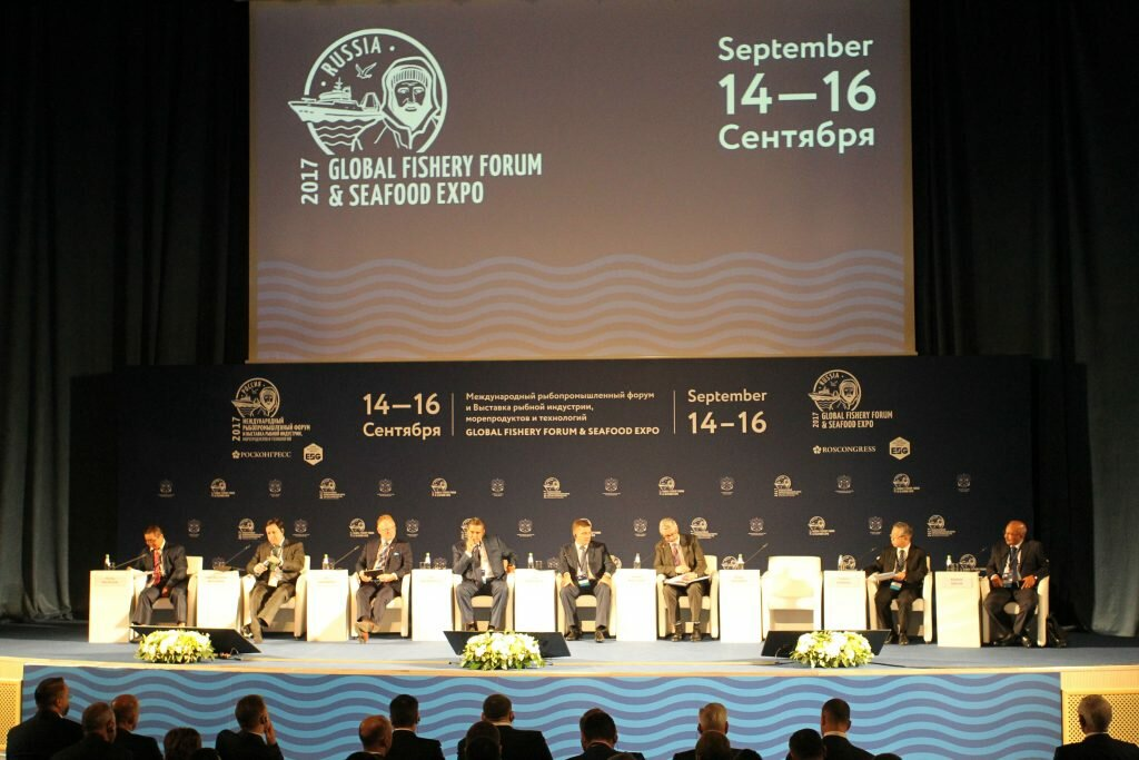 Global Fishery Forum addresses fishing issues in the context of globalization
