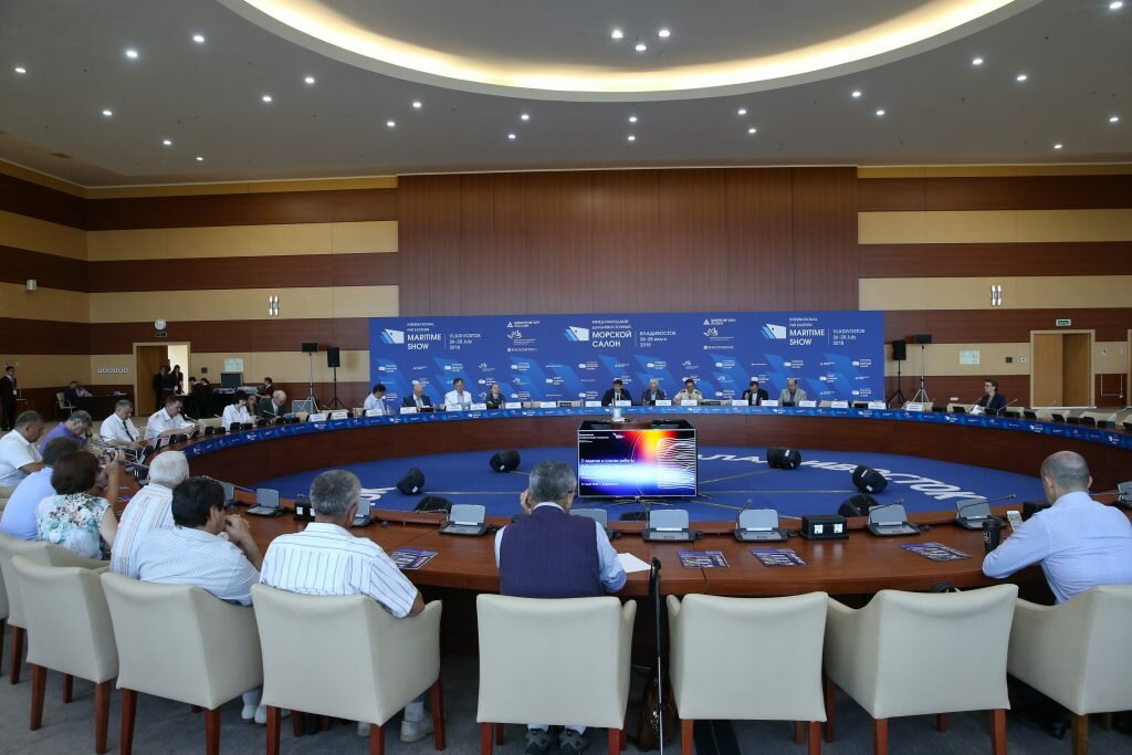 IFEMS addresses achievements and prospects for developing Russian maritime technologies