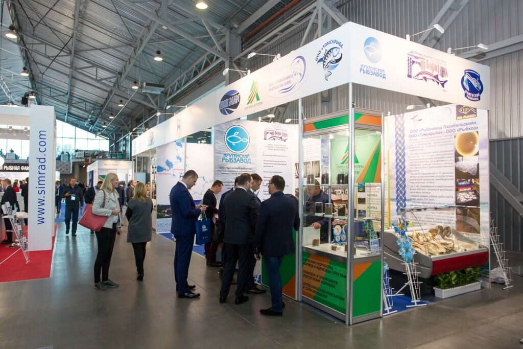 Global fishery industry expo in St. Petersburg to present national booths