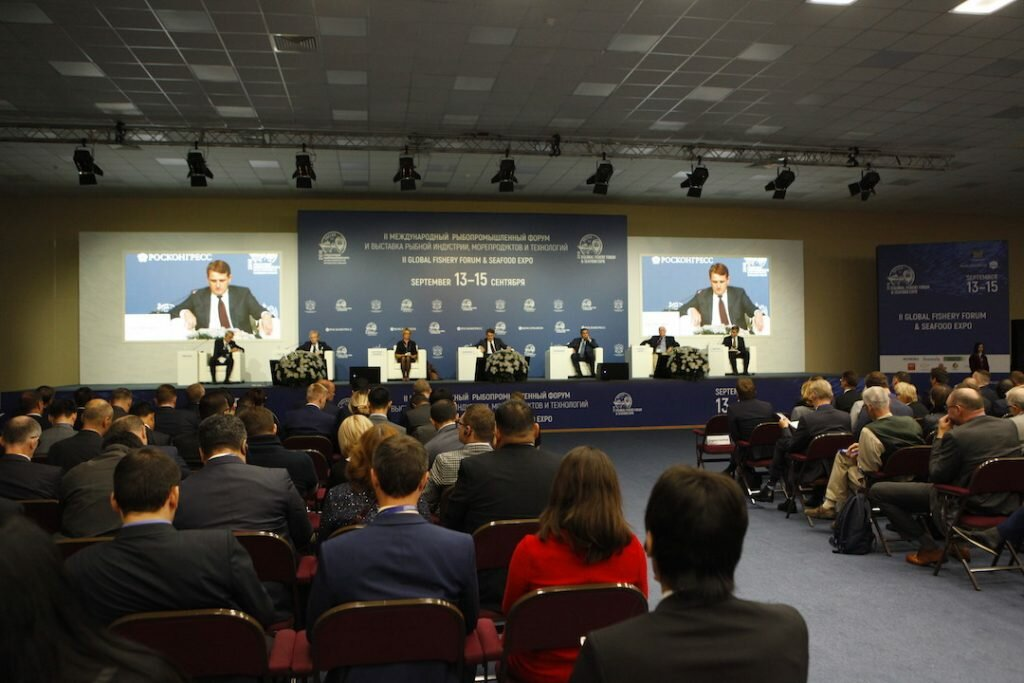 Prospects for the fish industry: Second day of the Global Fishery Forum
